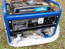 1.9kw Omega generator for only R2450 new in a box free delivery