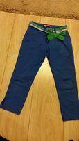 Spodnie z materiału 5.10.15 rozmiar 110