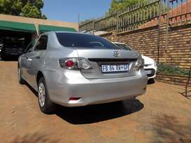 Toyota Corolla Quest 1.6 Sedan Manual For Sale