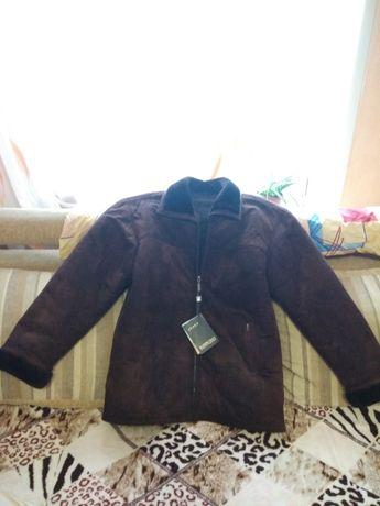 Зимняя дубленка Краматорск - изображение 4