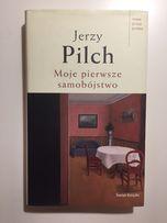 Książka Jerzy Pilch Moje pierwsze samobójstwo jak nowa