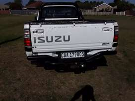 Isuzu kb2.2 petrol fuel injection