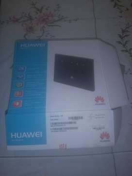 New Hauwei LTE B315 Wi-fi Router