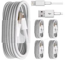 Lightning USB кабель Apple iPhone 5G/5S/5SE/6G/6S/6S Plus/7