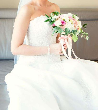 Suknia ślubna z 2017r Siedlce - image 1