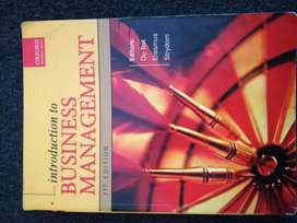 Introduction to Business management 7th edition