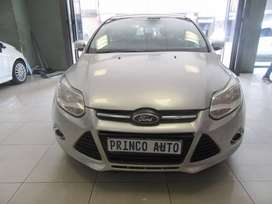 2013 Ford Focus 1.6 Engine Capacity