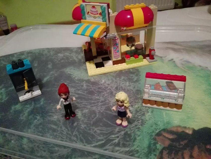 Lego Friends Pekáreň 0