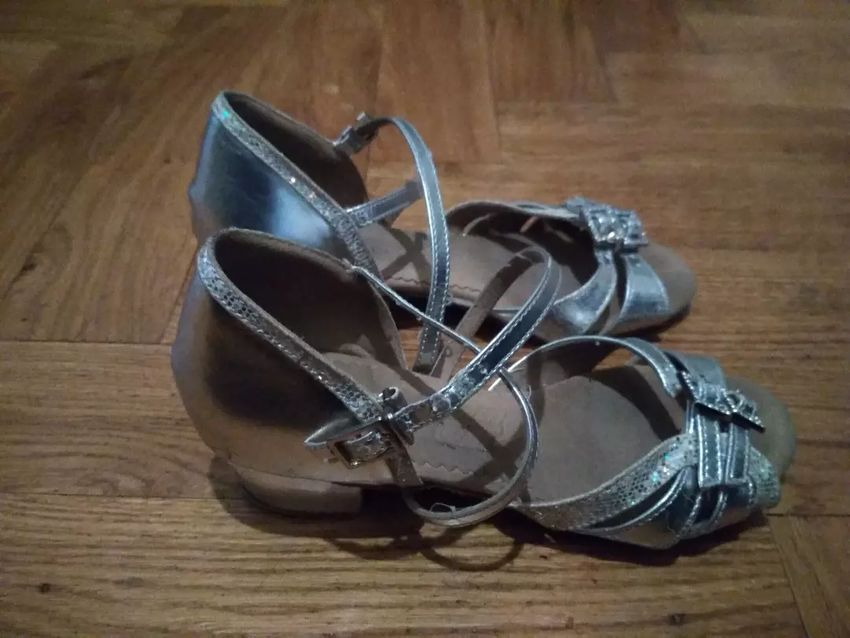 Taneční boty firma Heller velikost 31 0