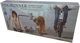 Велоспринтер U-образный для велопрогулок с собакой