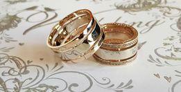 Золото обручальные кольца на заказ обручалки под заказ