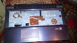Корпус для ноутбука TouchPad Панель с тачпадом Lenovo IdeaPad Z570, Z5