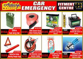 Emergency, safety, security, maintenance and general  20litre Fuel Jer