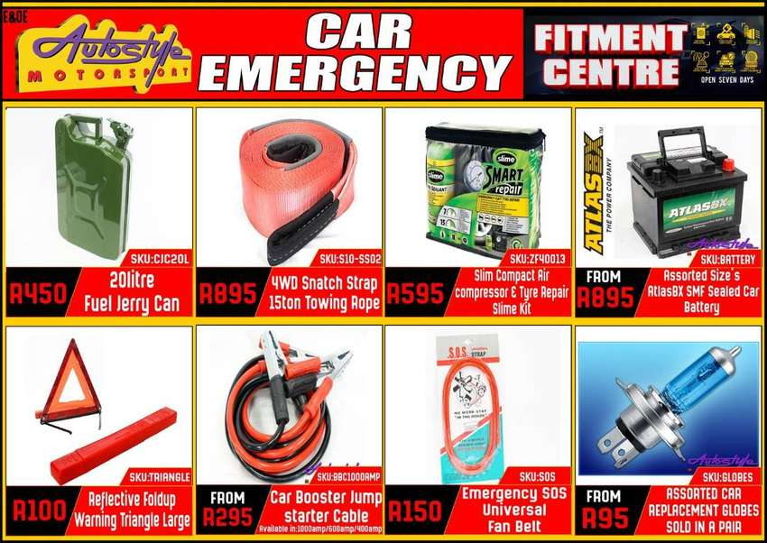 Emergency, safety, security, maintenance and general  20litre Fuel Jer 0