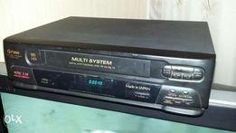 DVD плеер кассетный.