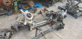 Audi Q5 Front suspension