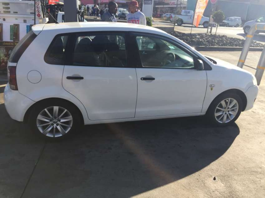 Vw polo Vivo 1.4 2012 trendliner 0
