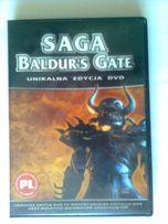 Saga Baldurs Gate- unikalna edycja DVDx2+ książka