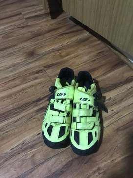 Size 8 Garneau mtb shoes for sale