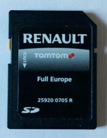 Карты Украины TomTom Carminat LIVE Renault Megane 3 Scenic 3 Laguna 3 Кропивницкий - изображение 3
