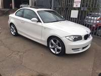 Image of 2008 BMW 120d M Sport Coupe Automatic