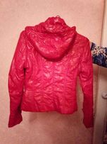 Продам куртку весна-осень на девочку 10-13 лет