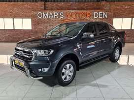2021 Ford Ranger 2.0 SiT Double Cab Hi Rider XLT For Sale