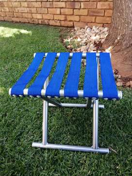 Mobile fishing, camping chair