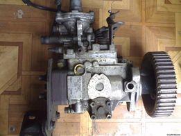 Топливный насос форд транзит 2.5. ТНВД, БОШ, с 1986 по 2000 года