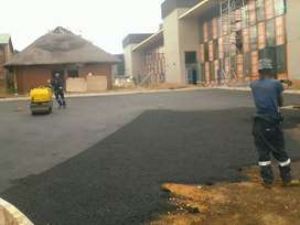 Tar driveways and paving bricks any types with affordable prices
