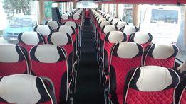 Wynajem autokarów i busów,przewóz osób kraj i zagranica