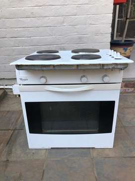 Oven and Stove top