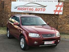 2006 Ford Territory 4.0i A/T [ 7 Seater ]