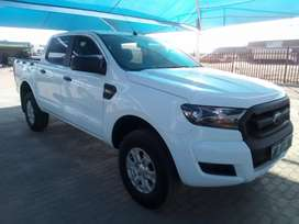 2017 Ford Ranger 2.2 TDCI XL Dubbel cab with 66700kms