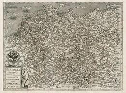 POLSKA XVI w. reprodukcje map 40x30 cm