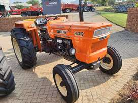 FIAT 640 2WD Utility Tractor -  Rebuilt 'As new'
