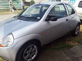 Ford KA in good condition for sale 85000km, 2005 model