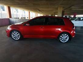 VW Golf 7 Tdi 2.0 Highline DSG