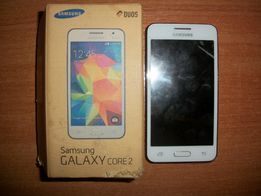 Смартфон SAMSUNG SM-G355H Galaxy Core2 Duos на запчасти