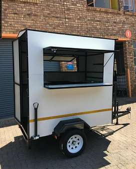 Mobile food trailers