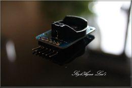 Precyzyjny zegar DS3231 AT24C32 RTC ARDUINO AVR