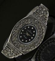 Piękny zegarek Jordan Kerr na Prezent Antyalergiczny Cyrkonie,2 kolory