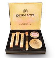 Набор Dermacol Дермакол 6 в 1. Тональный крем,пудра,румяна