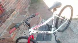 26 Raleigh bicycle