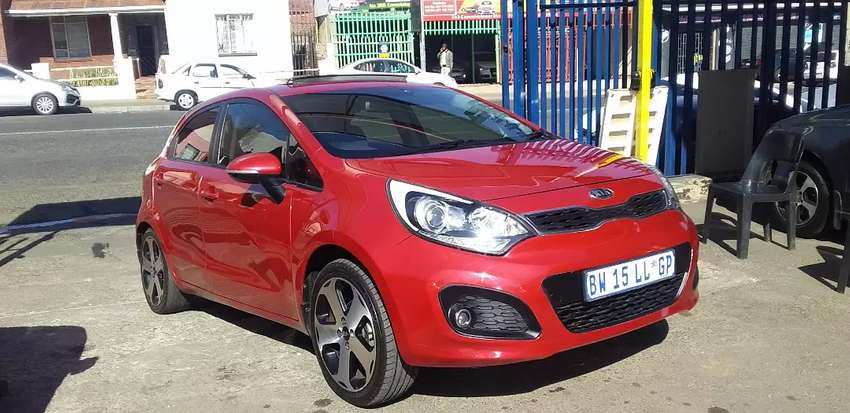 Kia Rio 1.4 Tec sunroof Leather seat 0