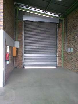 488m2 warehouse to let in City Deep