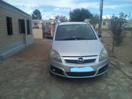 2007 opel zafira for sale