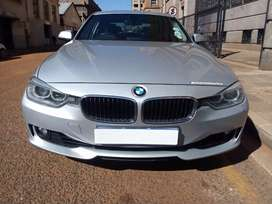BMW 3 series Automatic 2014