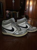 Кроссовки сникерсы Nike оригинал 38 размер