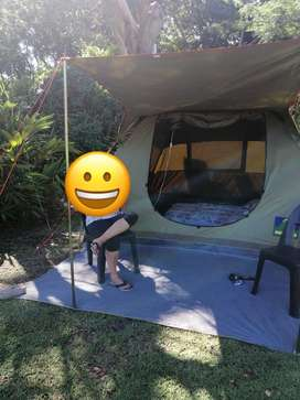 Howling moon tent